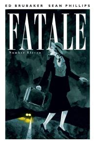 Fatale #11 Cover