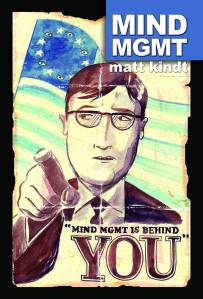 Mind MGMT #7 Cover
