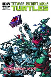 TMNT: Secret of the Foot Clan #3