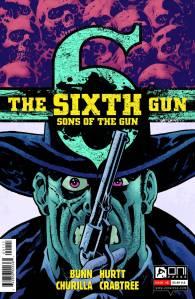 The Sixth Gun: Sons of the Gun #1