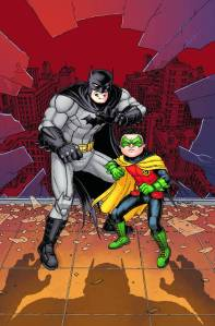 Batman Incorporated #8