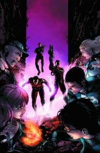 Harbinger Wars #3
