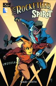 The Rocketeer & The Spirit #1