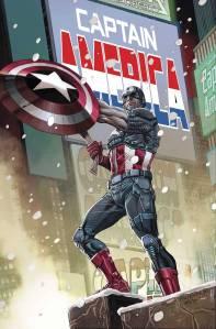 Captain America #11