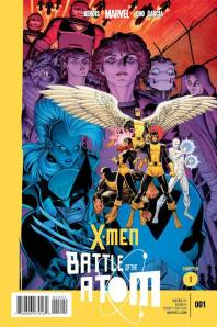 X-Men: Battle of the Atom #1