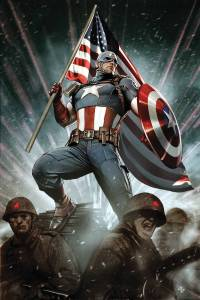 Captain America: Living Legend #1