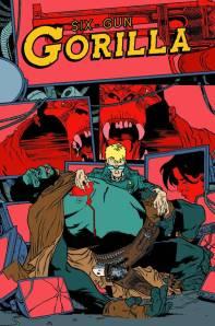 Six_gun Gorilla #6