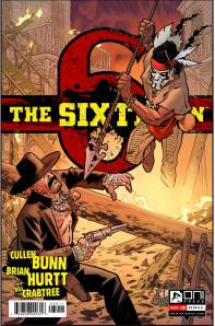 The Sixth Gun #39