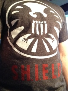 The Mighty S.H.I.E.L.D.