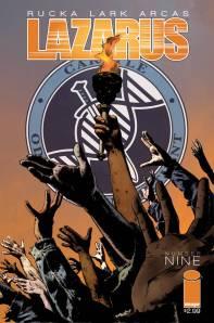 Lazarus #9