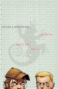 Archer & Armstrong #21