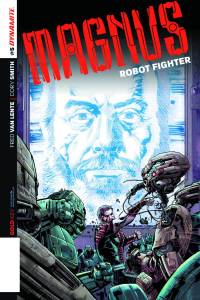 Magnus: Robot Fighter #5
