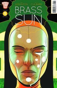 Brass Sun #5