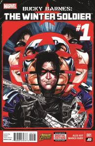 Bucky Barnes: Winter Soldier #1
