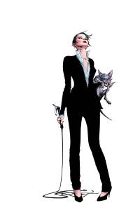 Catwoman #35