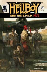 Hellboy & The BRPD #1