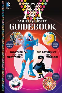 The Multiversity: Guidebook #1
