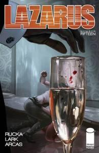 Lazarus #15