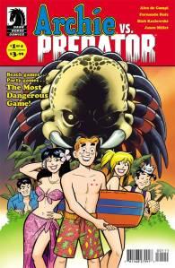 Archie vs. Predator #1