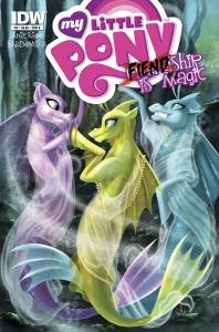 My Little Pony: Fiendship Is Magic #3