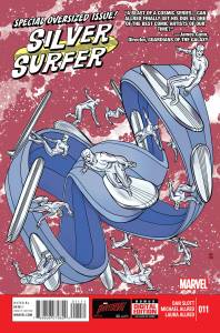 Silver Surfer #11