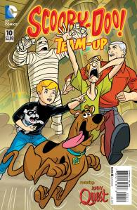 Scooby-Doo Team-Up #10